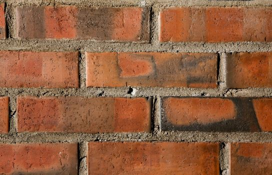 Very detailed brick texture - background surface
