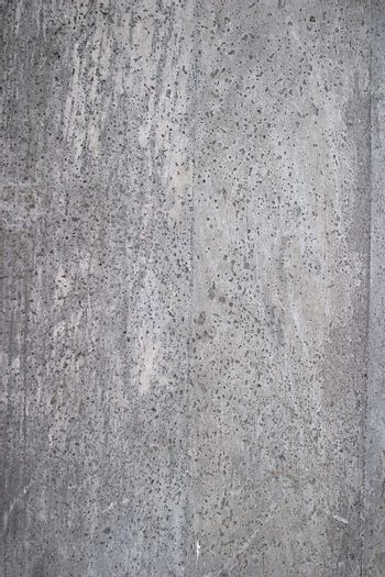 A texture image of concrete with small pits.