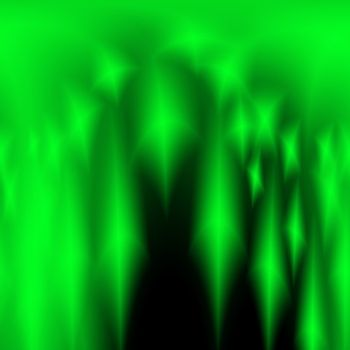 Green  background abstract