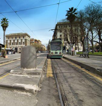 Rome Transportation System, Italy