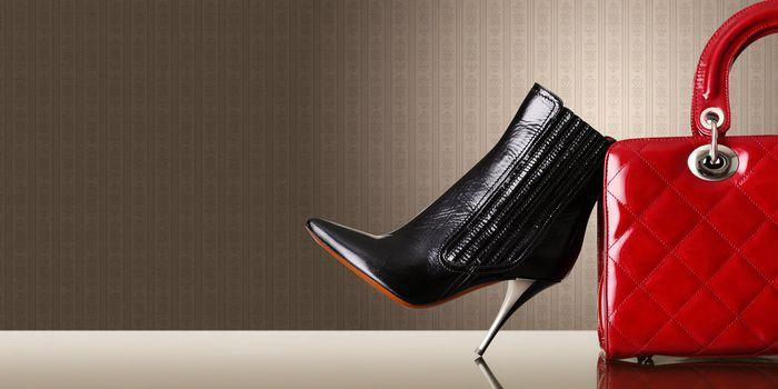 shoe and handbag