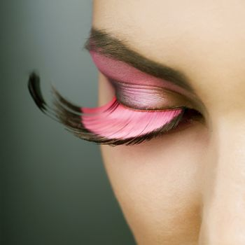 Luxury Fashion Makeup