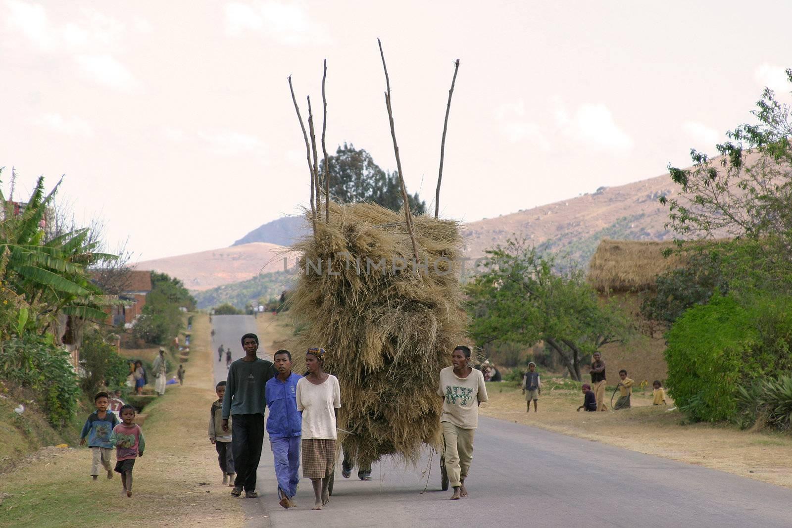 Transportation in Madagascar