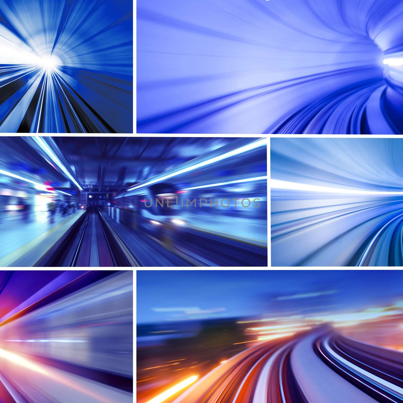 Collage of transportation concept photo. All photo belongs to me.
