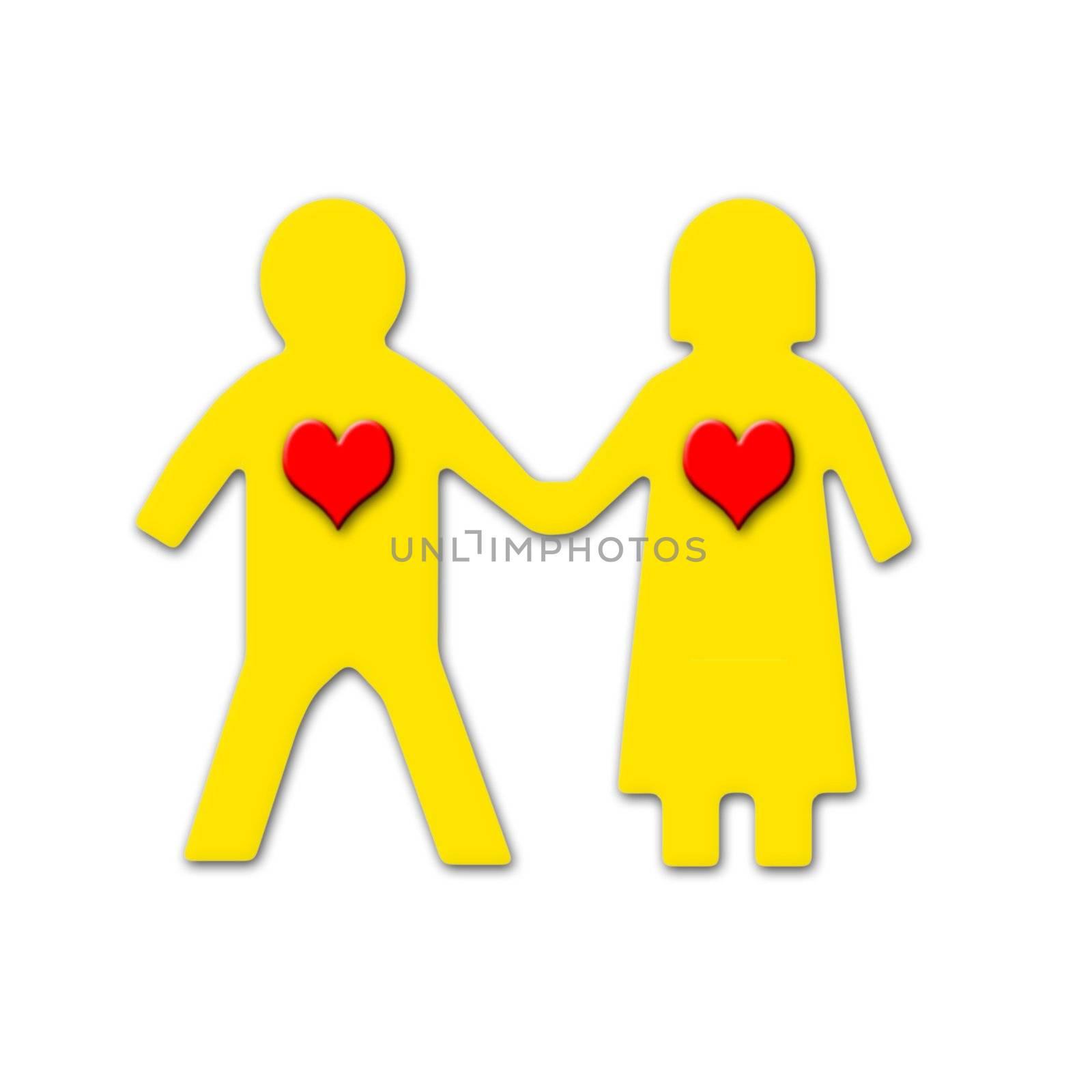 romance illustration