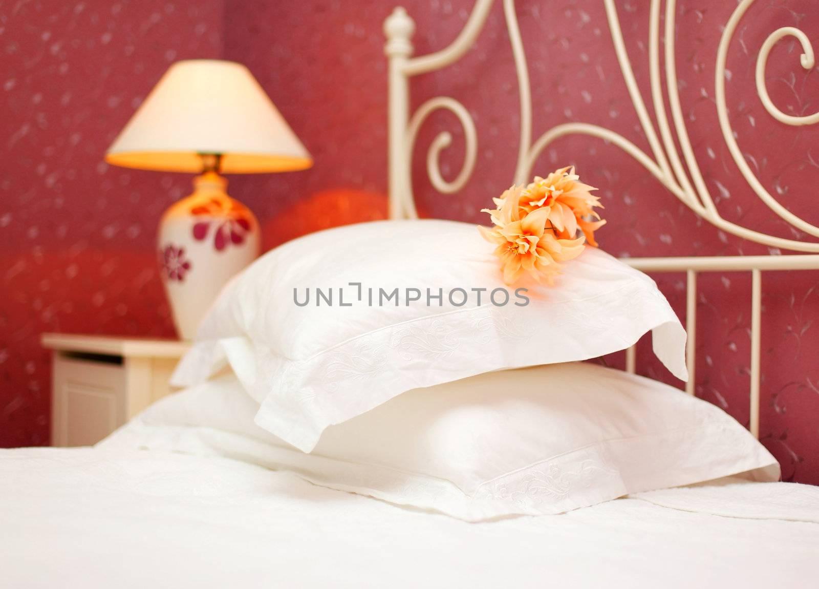 Romantic bedroom by Anna_Omelchenko