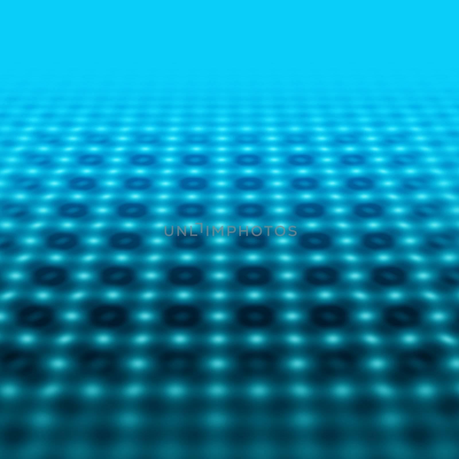 disco dance floor abstract blue background