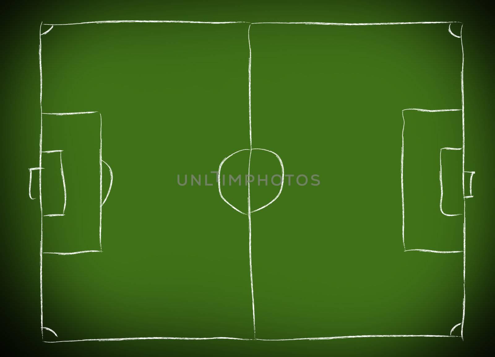 Football field   by rufous