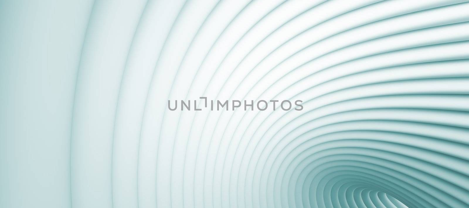 Abstract Architectural Background or Abstract Tunnel