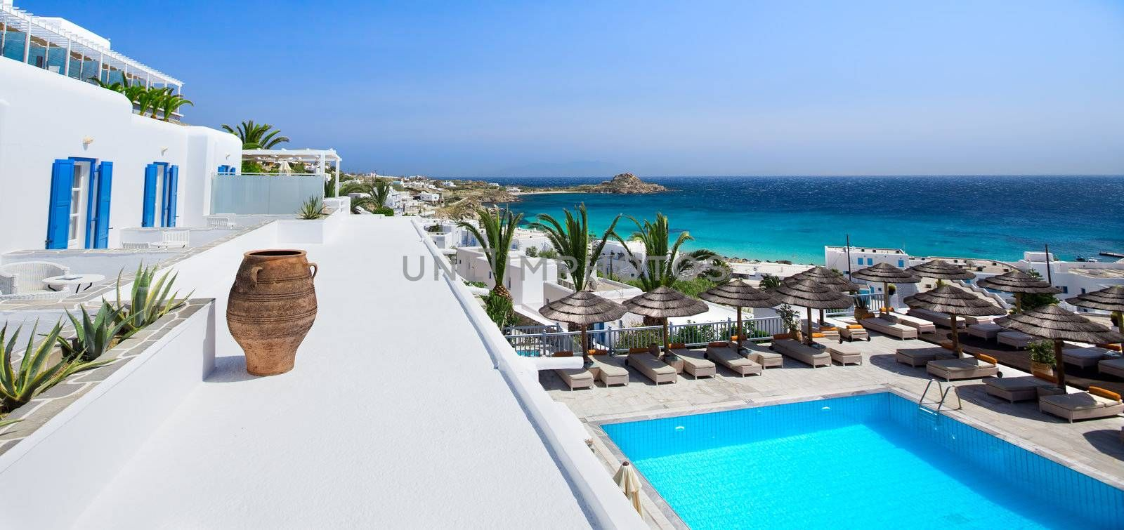 Resort on Mykonos