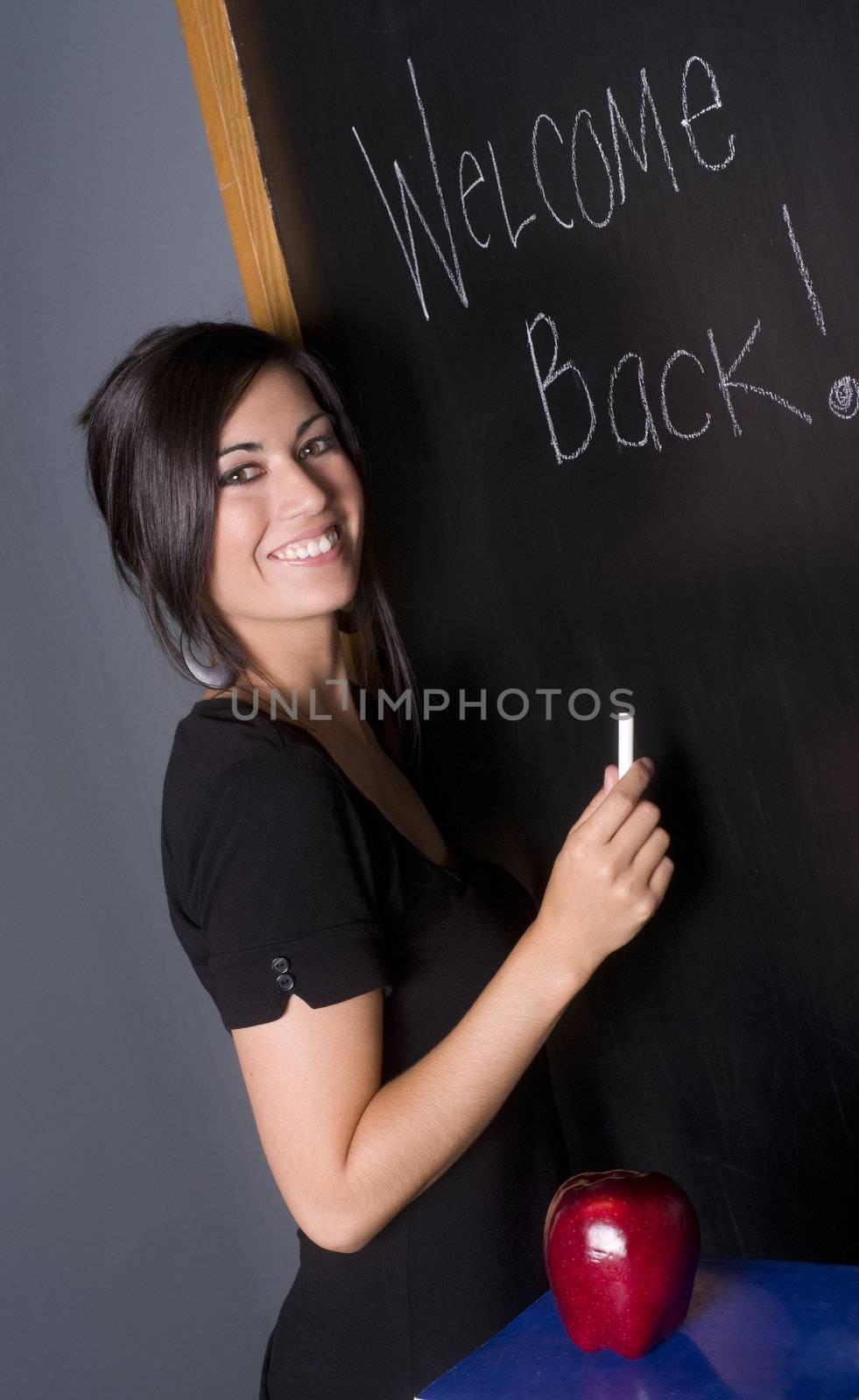 the beautiful educator