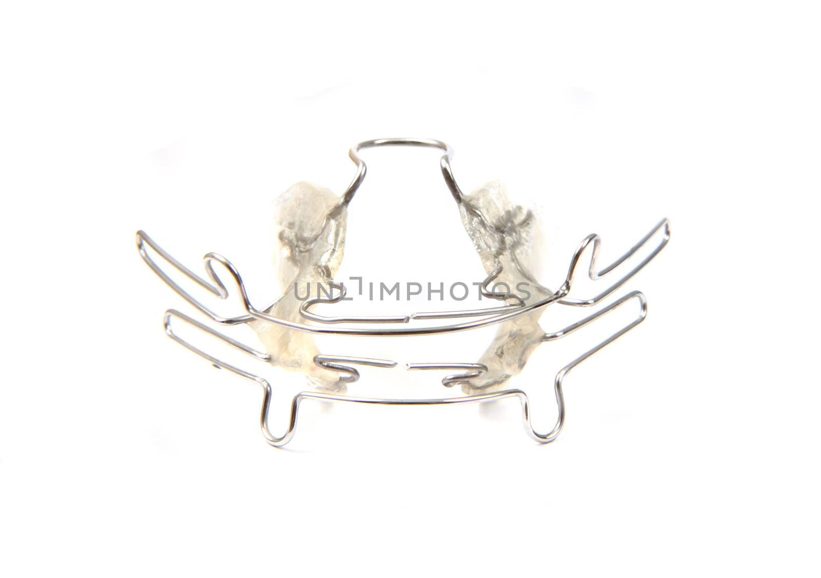 braces (orthodontic tool)  by jonnysek