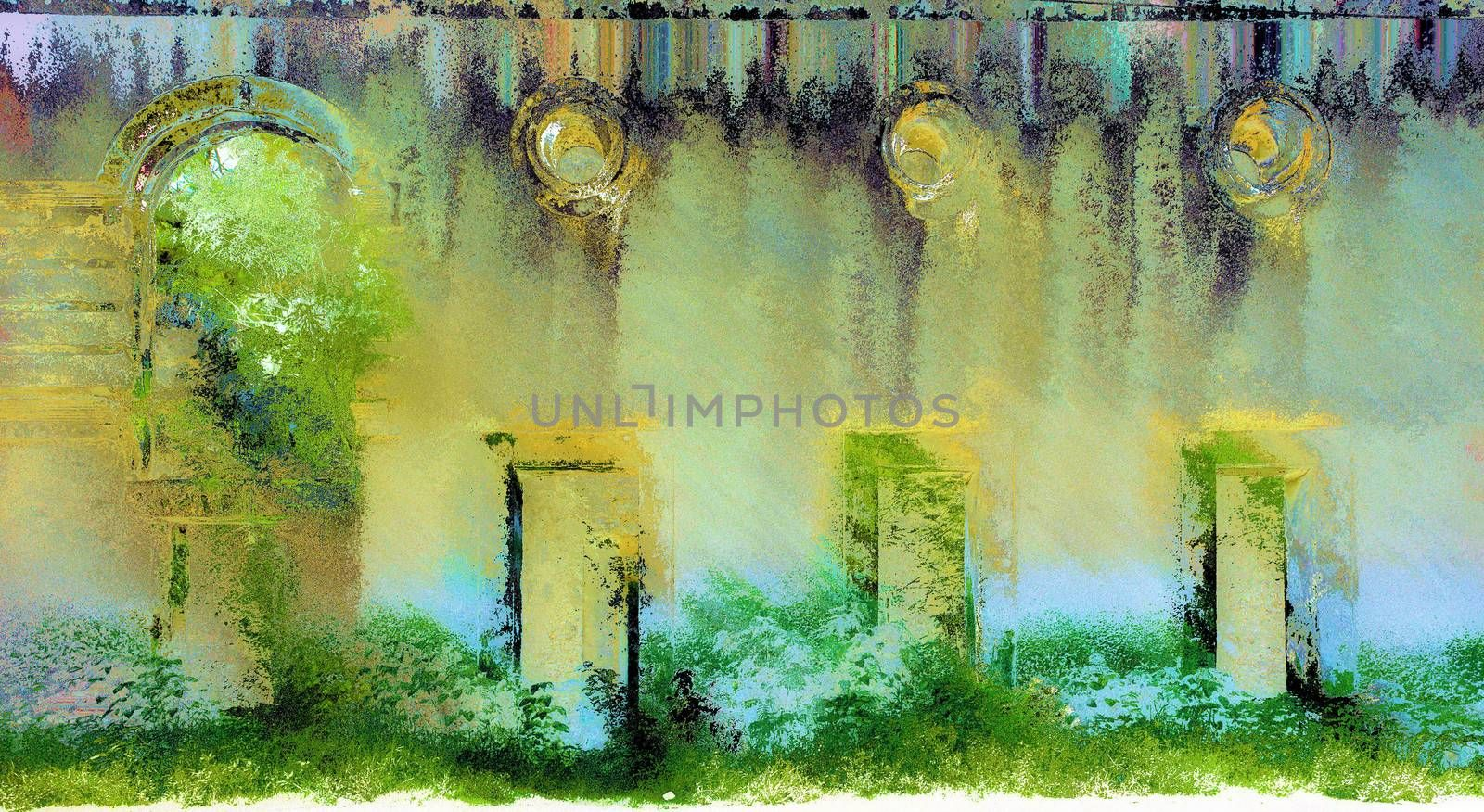 Abstract Background by javiercorrea15