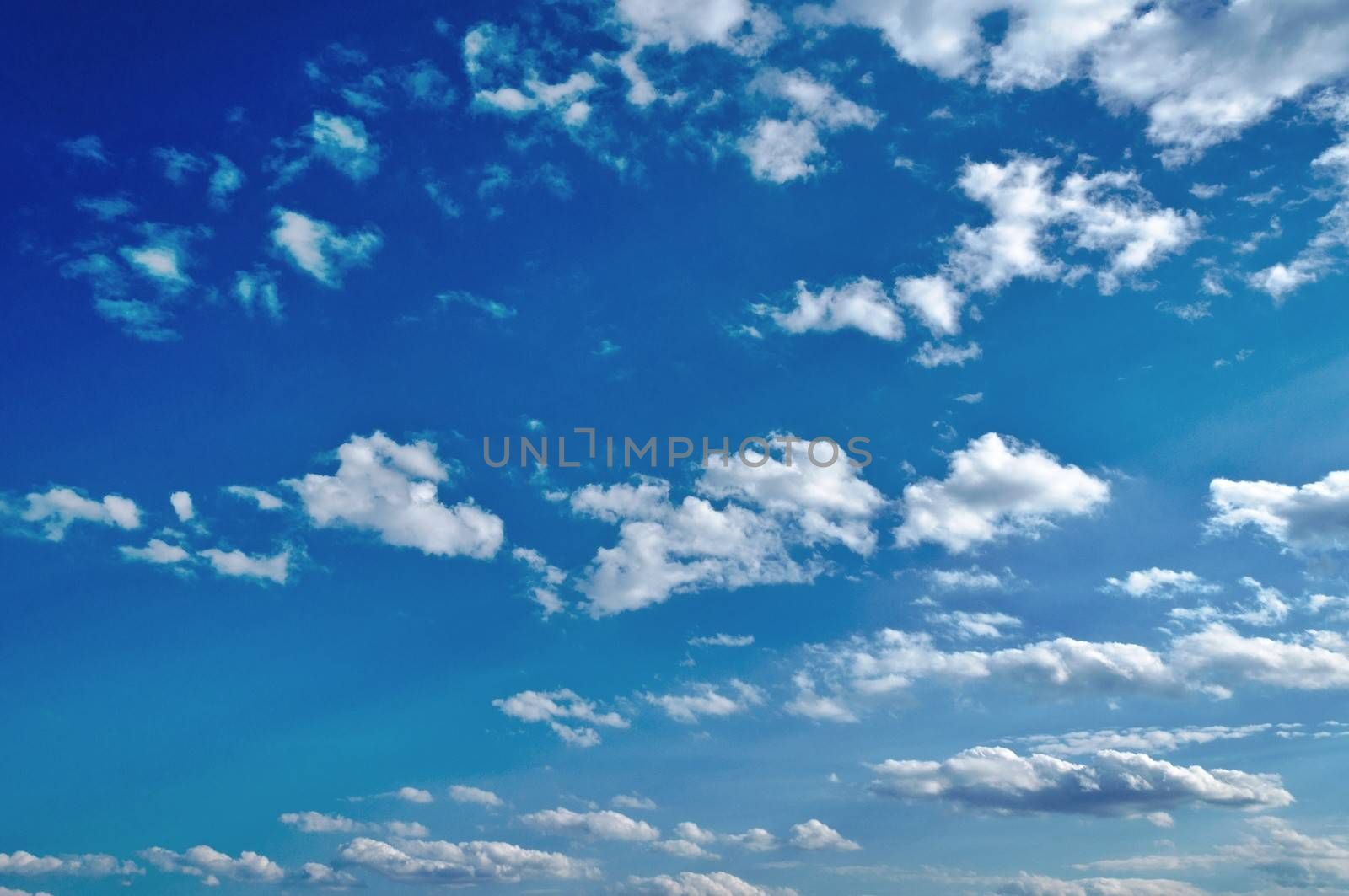 Abstract clouds by badmanproduction