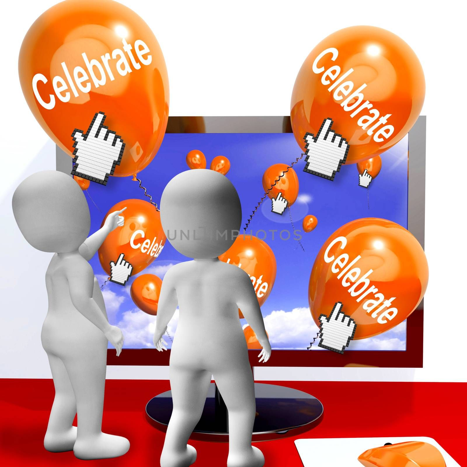 Celebrate Balloons Meaning Parties and Celebrations Internet