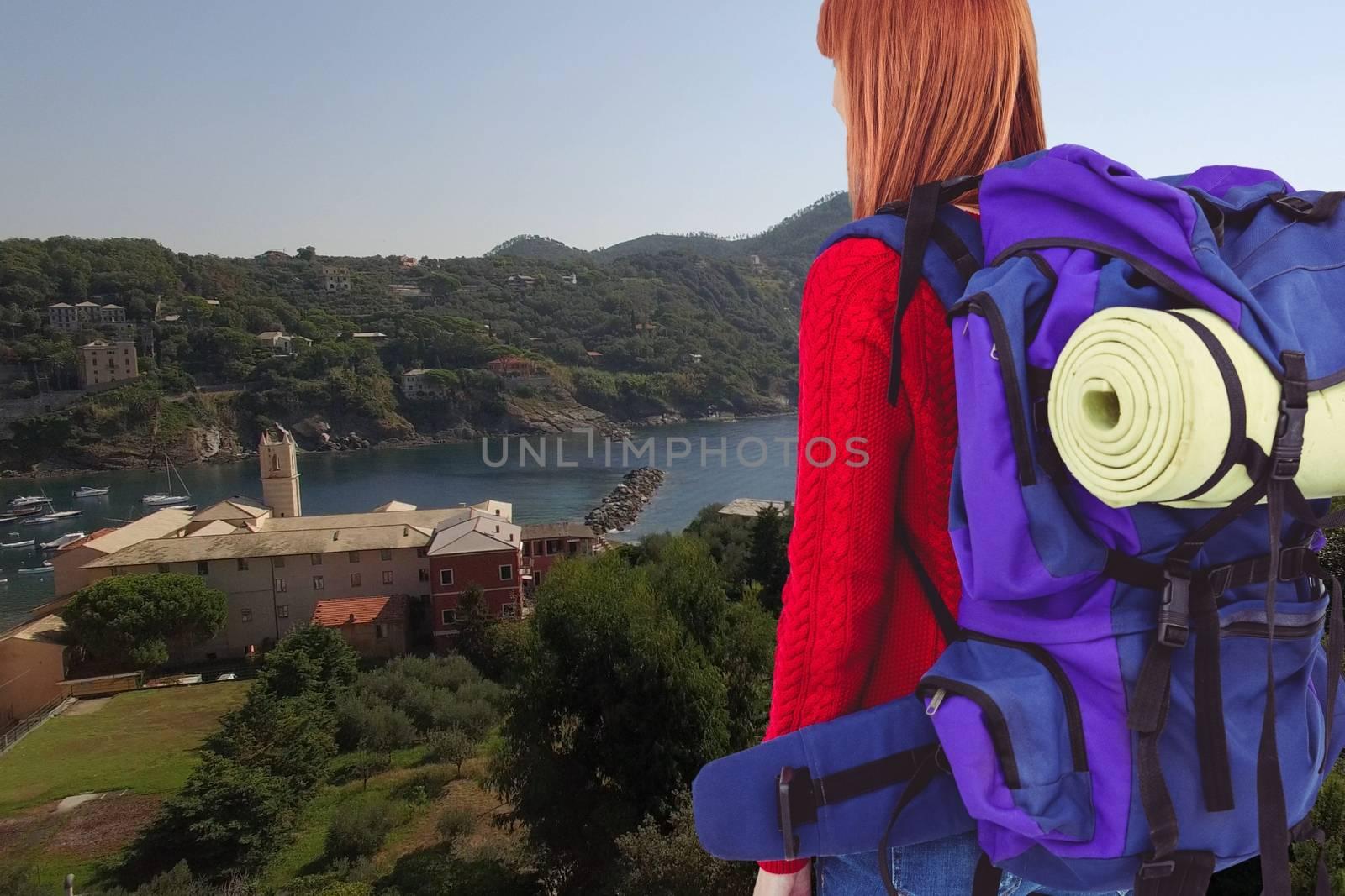 Digital composite of travel torso17