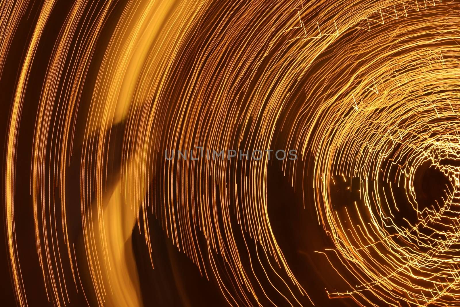 Abstract slow shutter lights by rajastills