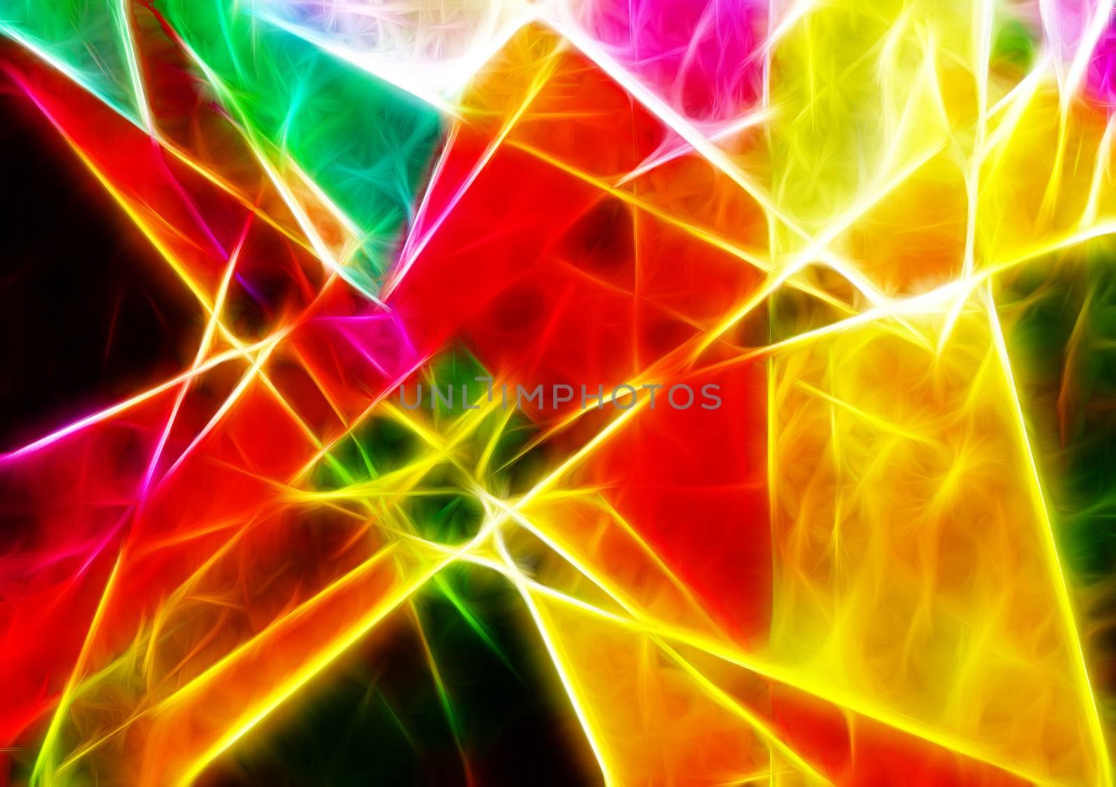 Geometric Abstract