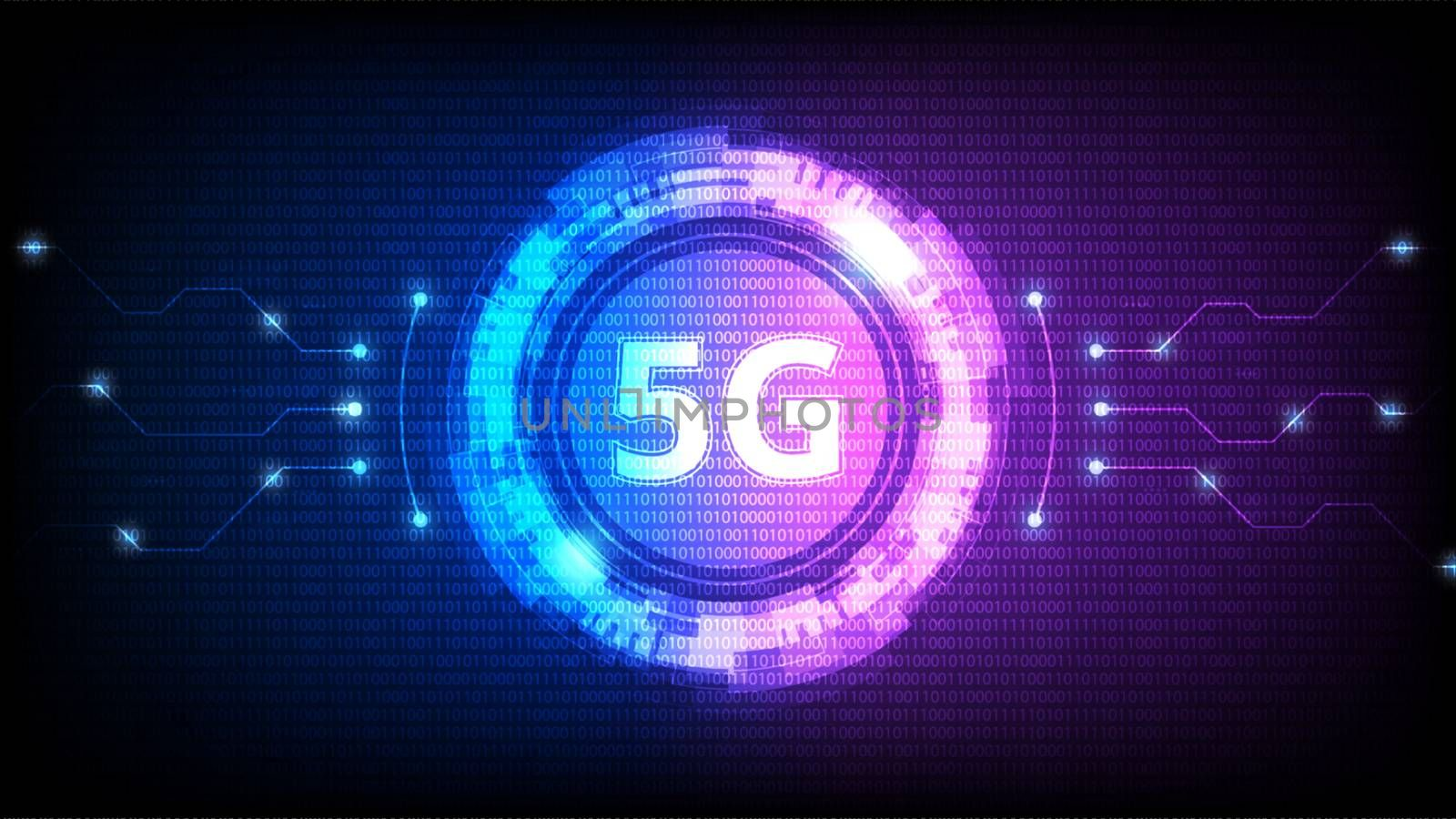 5G network, wireless technology
