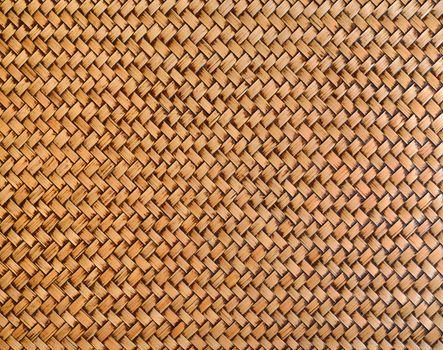 Wicker Woven Basket Texture Basket Texture