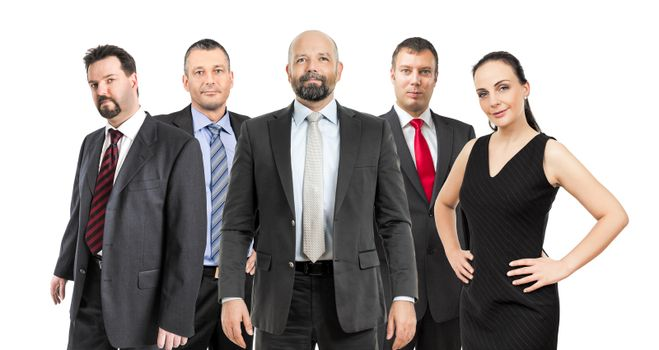An image of a group of business people