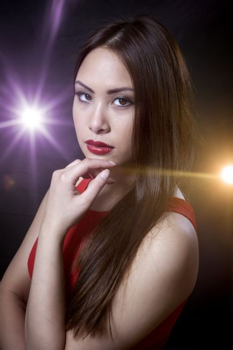 An image of an asian beauty girl