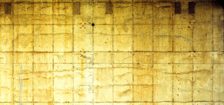Concrete surface background, texture of large cement wall